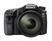 Sony Alpha SLT-a77 II + 18-135mm