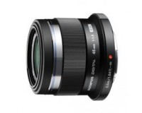 Objectieven - Olympus ET-M 45mm/F1.8 zwart