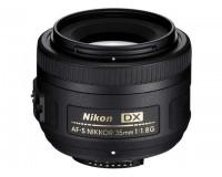 Objectieven - Nikon AF-S 35 /1.8G